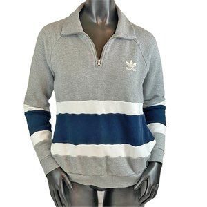 adidas 1/4 Zip Thermal Sweater - Size M